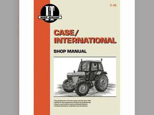 I&T Shop Manual - C-36 Case 1490 1490 1394 1394 1294 1294 1390 1390 1690 1690 1594 1594 1494 1494 1190 1190 1194 1194 1290 1290