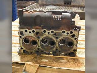 Used Cylinder Head New Holland C185 L180 L185 LS180 LS185 LT185B 4895808