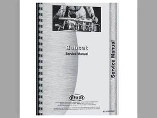 Service Manual - BC-S-730 731+ Bobcat 731 730 732