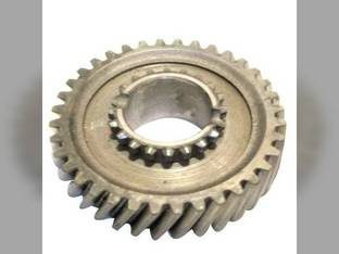 Used Pinion Shaft Gear - 2nd & 6th Speed John Deere 2355N 2155 2040S 2555 2130 2755 2355 2630 2750 2140 L28664