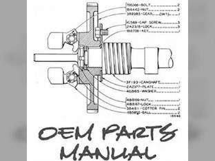 Parts Manual - KU-P-B1550HST+ Kubota B1550 B1750