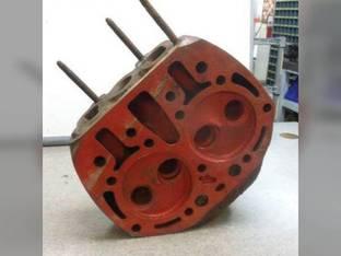 Used Cylinder Head John Deere 50