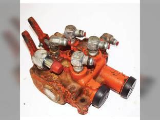 Used Hydraulic Lift & Tilt Control Valve Gehl 2600 063070