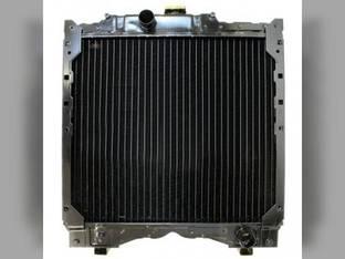 Radiator Case IH JX1085C JX100U JX1095C JX1090U JX1100U JX1080U 47125982 New Holland TL80A TN85 TN95A TL100A TN85DA TL90A TN85A TN95DA TL70