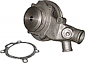 Water Pump With Pulley