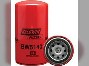 Filter - Coolant Spin On with BTE Formula BW5140 Caterpillar John Deere 8850 5460 5830 5820 AR94652 Cummins 3315788 Caterpillar 1W5518 Komatsu 600-411-1420