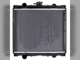 Radiator Case IH Farmall 31 Farmall 35 DX31 DX34 New Holland TC34DA TC31 T2210 T2220 87305451
