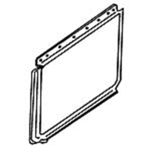 Hood Panel, Lower Rear