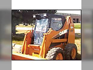 All Weather Enclosure Replacement Door Skid Steer Loaders 410 420 430 440 Series 3 Case 410 430 440 420