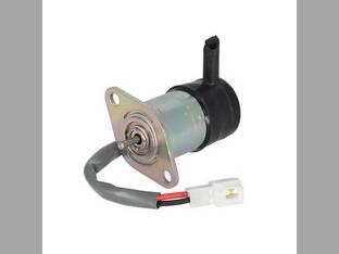 Fuel Solenoid Kubota R310B F2400 BX2200 ZD28 R310 FZ2100 BX23 16271-60010