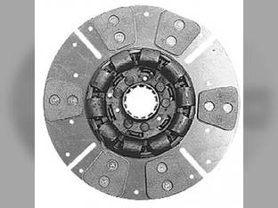 Remanufactured Clutch Disc Minneapolis Moline JET STAR 3 SUPER Jet Star 445 4 Star Jet Star 2 U302 SUPER 4 STAR Jet Star 3 10A18593