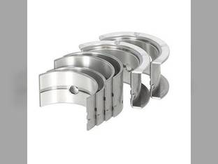 Main Bearings - Standard - Set Massey Ferguson 2135 135 2200 35 204 235 245 202 150 TO35 230 50 837155M91 Continental Z134 Z145