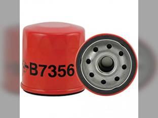 Filter Lube Spin-on B7356 Massey Ferguson 1215 1215 1429 1528 1529 1533 1220 1433V 1210 1531 1250 1205 1205 1532 1235 AGCO ST40 ST40 ST34A ST35 ST35 Challenger / Caterpillar MT265 MT265 MT265 MT265B