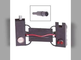 Seed Flow Sensor John Deere 7200 7200 7000 7000 7300 7300 7100 7100 White 5700 5700 5400 5400 5100 5100 Case IH 800 800 900 900 46153-0200S1 AA30829