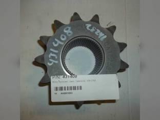 Used Motor Sprocket Caterpillar 252B 236B 262B 246B 258-2763