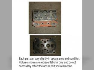 Used Cylinder Head Case 700 800
