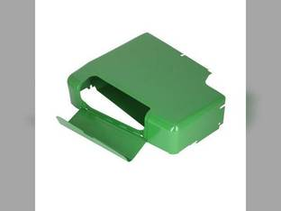 Rockshaft Shaft Cover - LH with tool box John Deere 3020 3020 4000 4000 4020 4020 4320 4320 2520 2520 AR40817