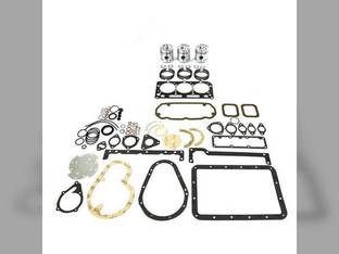 Engine Rebuild Kit - Less Bearings David Brown 780 AD3/55 880 Case 380CK 885