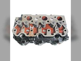 Cylinder Head with Valves Ford 1120 1220 1210 1310 1215 SBA111016622 Shibaura SP1540 S753 S723 SP1740 SBA111016622