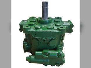 Pump, Hydraulic, Assembly
