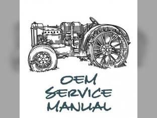Service Manual - KU-S-M4700 Kubota M4700