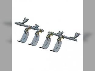 Stalk Stryker Complete Kit - 4 Row John Deere 1290 1291 843 893