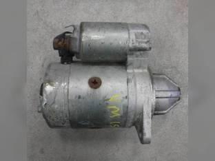 Used Starter - Hitachi Style (124070) Yanmar YM1300 YM1300 YM1500 124070-77010