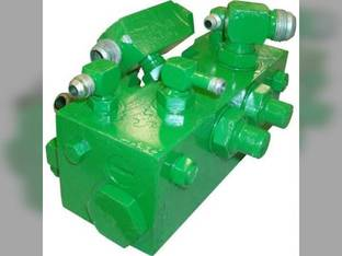 Remanufactured Steering Block Valve John Deere 8450 8560 8960 8770 8870 8640 8630 8570 8760 8430 8970 8440 8650 AR96051