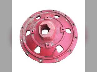 "Used Rear Cast Wheel Wedge Type 38"" 6 Hole IH International 3088 3288 3388 3488 3588 3688 3788 6388 6588 6788 397188R3"