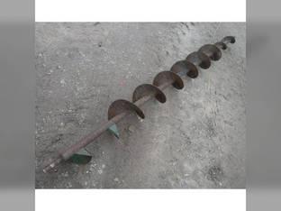 Used Auger - Cross Rear Bottom Bin John Deere 9760 9860 9660 AH202959