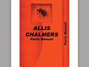 Parts Manual - AC-P-185 LATE International Allis Chalmers 185 185