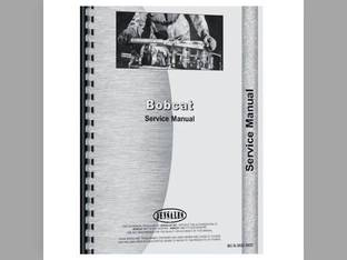 Service Manual - BC-S-600+ Bobcat 500 444 610 611 600