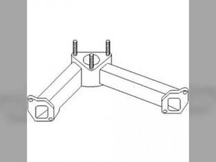 Exhaust Manifold Massey Ferguson 394S 184-4 294-4 394 178 261 174-4 374S 384S 274-4 374 282 384 37781333