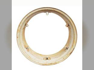 "Used 10"" x 28"" 6 Loop Rear Rim International 674 606 330 340 2444 464 404 240 300 504 460 2424 350 444 Ford 800 700 4000 NAA 2N 600 2000 9N 8N 900 David Brown Case IH 495 395 Allis Chalmers WC WD"