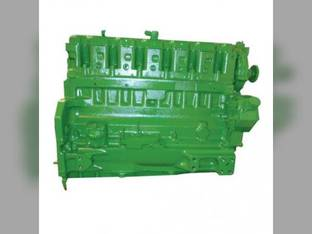 Remanufactured Engine Assembly Complete Block 466 SE500132 John Deere 6466A 4840 4840