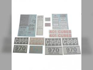 Decal Set Case 970