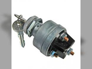 Ignition Switch 12 Volt 30 Amp