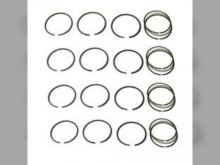 "Piston Ring Set - .030 "" Minn-Moline Minneapolis Moline M604 336A-4 M504 G M602 M5 M670"