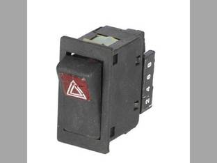 Hazard Switch Mahindra 7520 6025 3525 7060 5520 4025 6525 4530 E40 6520 4525 3325 485 475 5525 3505 C35 C27 3825 8560 575 005558699R91