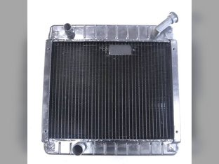 Reconditioned Radiator John Deere 482 210 AT118639