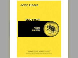 Parts Manual - 60 John Deere 60 PC1615