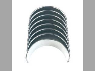 Connecting Rod Bearings - Standard - Set Yanmar Komatsu WB150PS-2 WB150-2N WB140PS-2N WB93R-2 WB150PS-2N WB140-2N WA95-3 PW110R-1 WB98A-2 WA90-3 WB97R-2 WB150AWS-2N Gehl 7800 7600 Takeuchi TL150