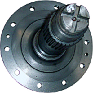 Axle Spindle - Regular Duty