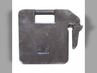 Weight - Suitcase Massey Ferguson 1260 1652 1125 1635 1648 1220 1205 1533 1547 1240 1560 1235 1655 1250 1532 1540 1230 1529 1643 Branson Mahindra AGCO ST40 ST34A ST35 Challenger / Caterpillar Yanmar