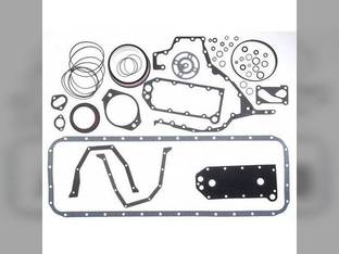 Conversion Gasket Set Cummins Case IH 7110 1660 8940 1688 2188 7240 7220 8950 7150 2166 2388 7130 1666 7140 7230 7120 2366 1670 7250 7210 8930 1680 Case White Gleaner Allis Chalmers Massey Ferguson