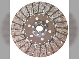 Clutch Plate FIAT Case IH JX85 JX65 JX80 Long Landini Ford 4330 4030 Massey Ferguson Allis Chalmers 5050 5045 5040 6060 6070 Oliver 1355 1370 1365 McCormick White 2-60 2-50 Hesston Minneapolis Moline