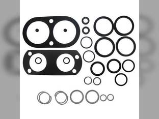 Valve, Coupler, Ring Kit