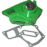 Remanufactured Water Pump, Wide Spaced Gear