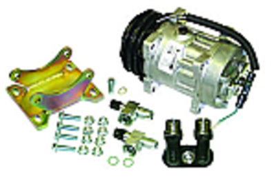 Compressor Conversion Kit - York to Seltec