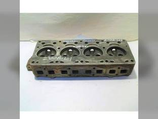 Used Cylinder Head Massey Ferguson TO20 TE20